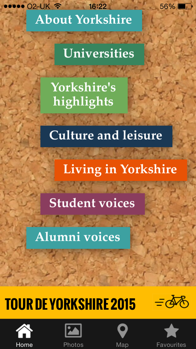 Study at Universities in Yorkshire, UK