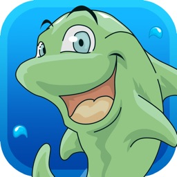 Dolphin Maze - For Kids! Help Dooney And His Friends Popping Underwater Bubbles!