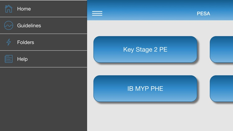 PESA - The PE and Sports Assessment Tool screenshot-4