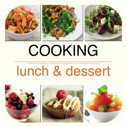 Cooking Step by Step - Lunch and Dessert for iPad