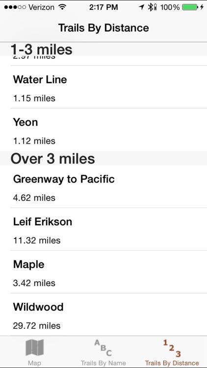 Portland Trails screenshot-4