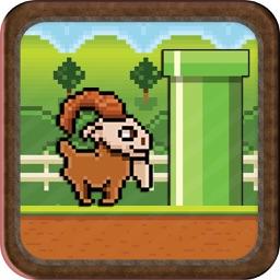 Crazy Mad Goat Simulator - Wild Head Attack mode Game Free