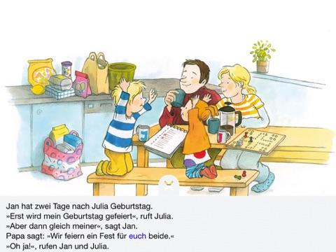 Jan Und Julia Haben Geburtstag By Margret Rettich On Apple Books