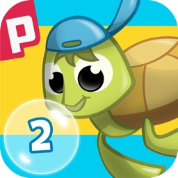 2nd Grade Math Pop - Fun math game for kids