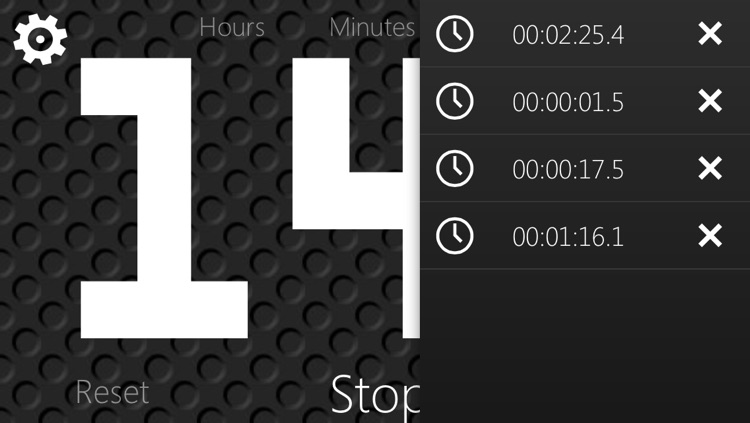 Timer and Stopwatch screenshot-4