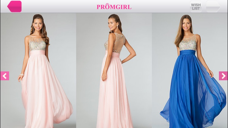 Promgirl Shop screenshot-4