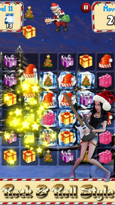 Holiday Games and Puzzles - Rock out to Christmas with songs and musicのおすすめ画像2