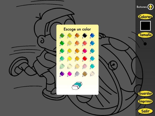 Gran libro para colorear de Doraemon (No oficial) en App Store