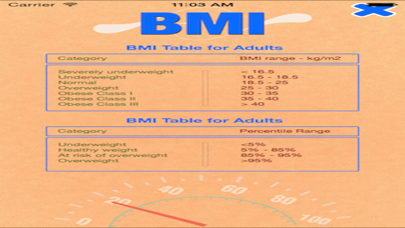 BMI Calculator Apps for iPhoneのおすすめ画像1