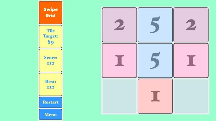 Swipe Grid screenshot-4