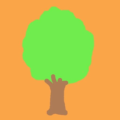 シンプル樹木リスト