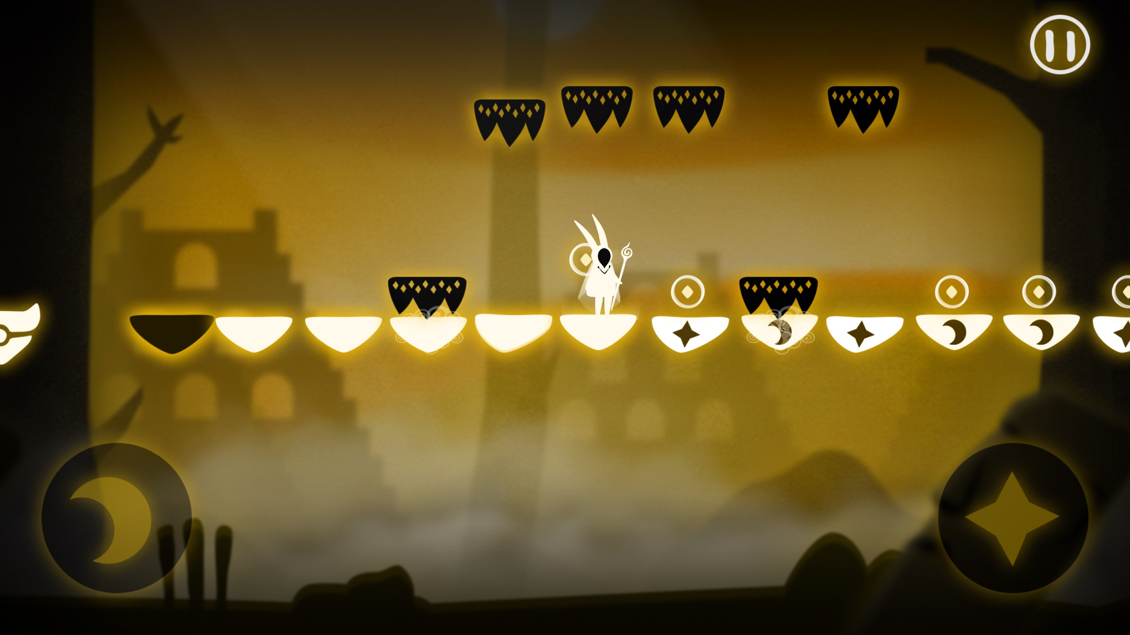 Screenshot do app Pursuit of Light
