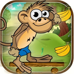 Great Monkey Zoo Escape - A Chimp Skateboarder Journey PRO