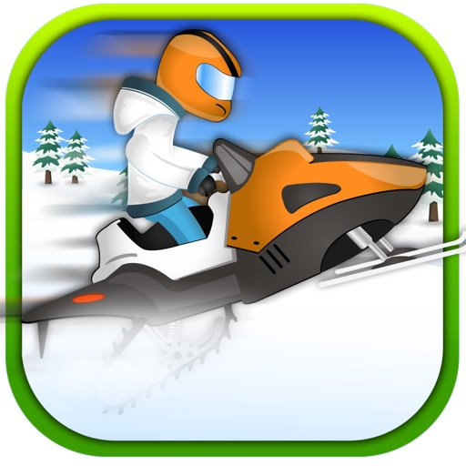 Power Sled Ice Racing Pro