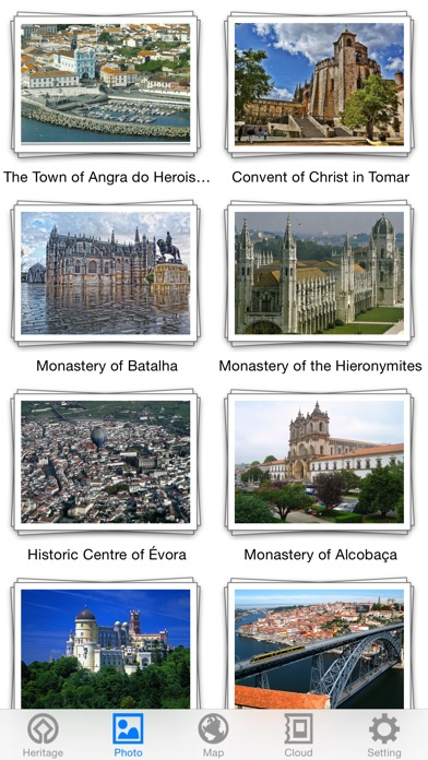 World Heritage in Portugal for Windows