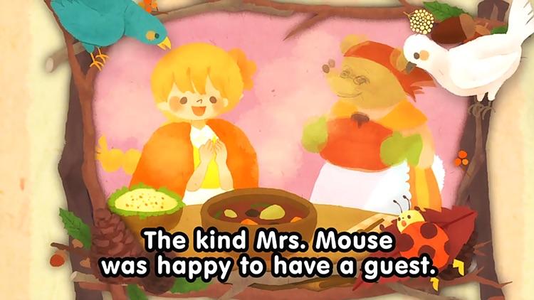 Thumbelina (FREE)  -Jajajajan Kids Song & Coloring picture book series