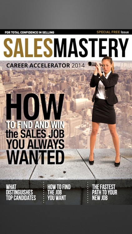 Sales Mastery Magazine screenshot-0