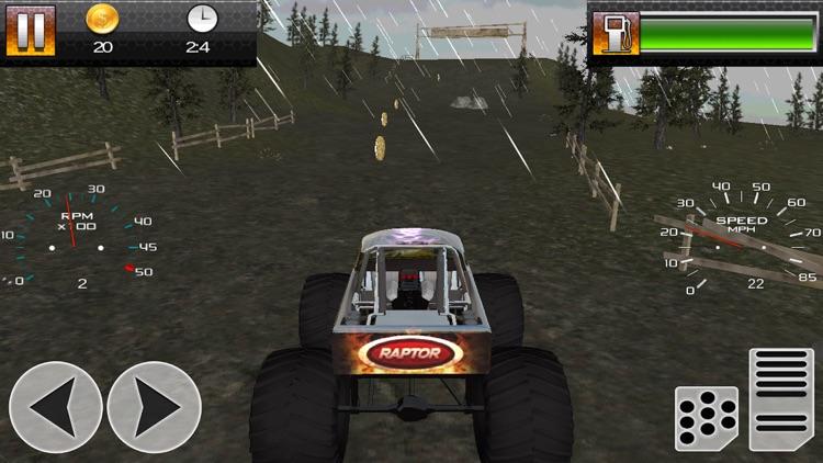 The Monster Truck 3D screenshot-3
