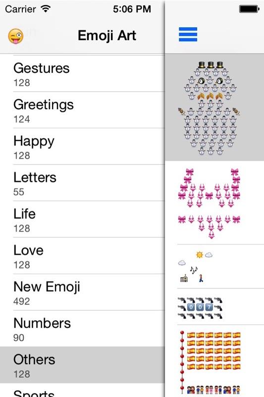Emoji Smiley Unicode - Free Emoticons Keyboard for SMS, Email