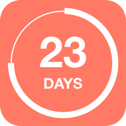 big day countdown counting down to the special day をmac app storeで