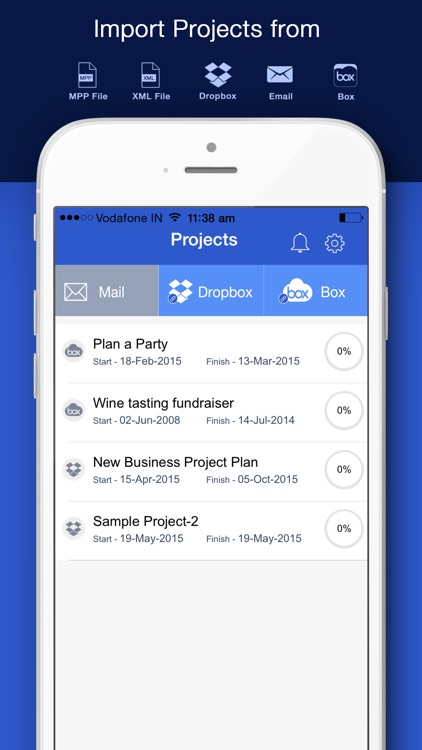 Gantt Pro - for Microsoft Office, Project ( XML / MPP files ) screenshot-4
