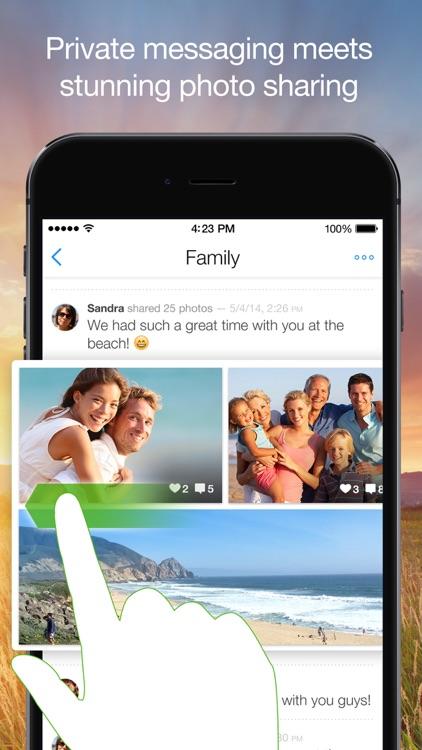 BeamIt – Photo Messenger screenshot-0