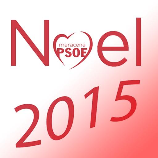 Noel2015 - Noel López - candidatura del Partido Socialista a la alcaldía de Maracena (Granada, España)