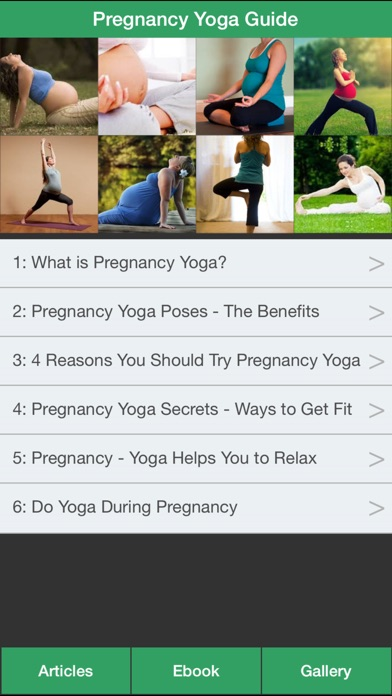 download Pregnancy Yoga Guide - Have a Fit & Healthy With Yoga During Your Pregnancy! apps 1