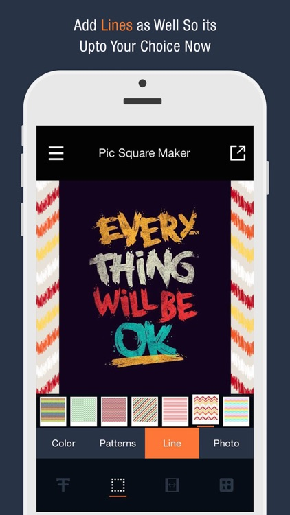 Pic Square Maker - Post Entire Photo Video on Social Media