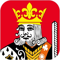 Freecell Solitaire -Patience Baker Klondike Card, Classic Phase Games