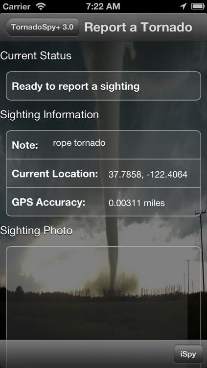 TornadoSpyLite screenshot-4