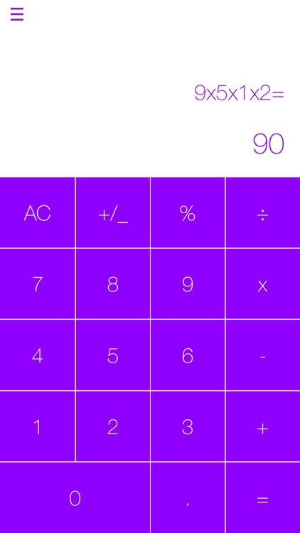 Calculator :) screenshot-3
