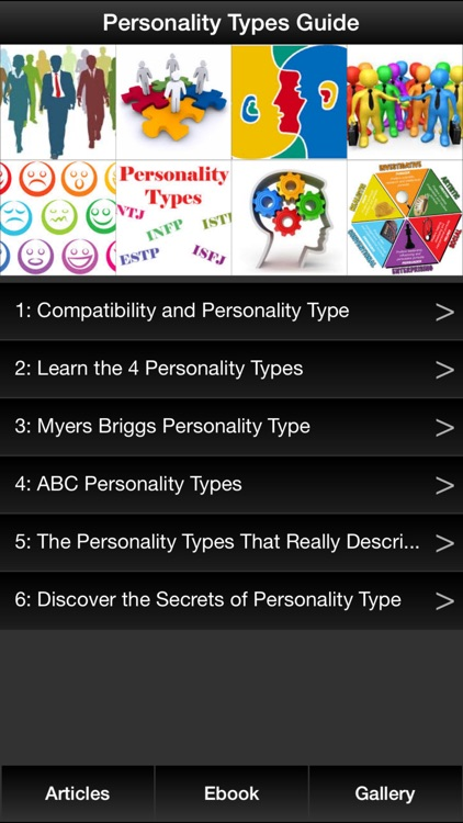 Personality Types Guide - Everything You Need To Know About Yourself & Your Personality !