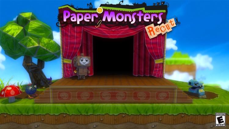 Paper Monsters Recut! screenshot-0