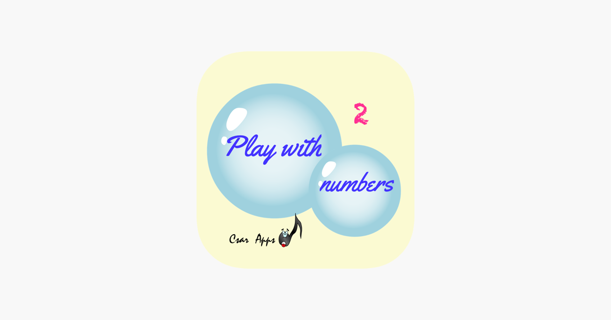 play with numbers ii major minor をapp storeで