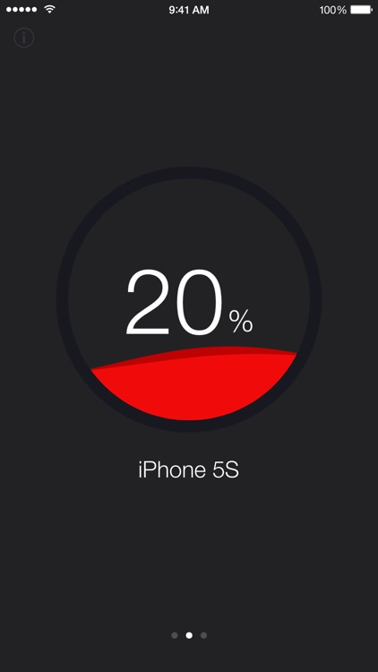 Battery Status - Monitor the battery levels of all your devices in one place screenshot-3