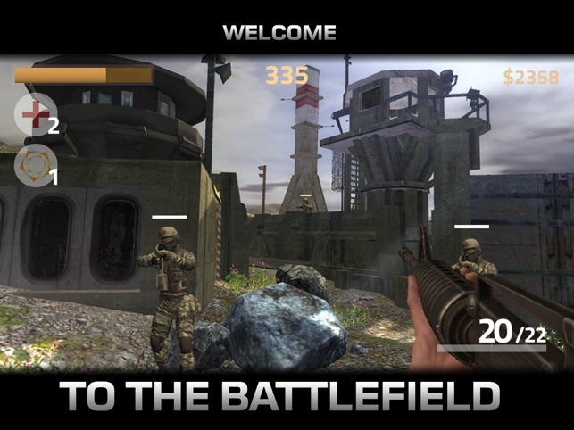 A*Star Shooter Battle field HD - Best FREE target army FPS military war guns mission sniper game