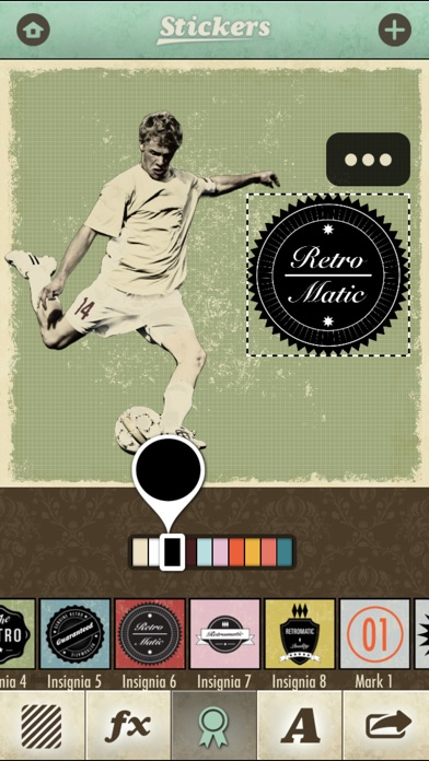 Retromatic 2.0 Screenshot