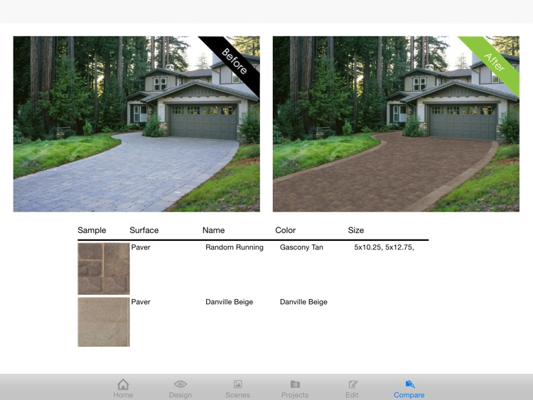 Belgard Project Visualizer