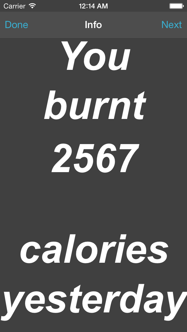Activity Log App Free with Calories