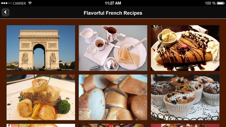 French Recipes from Flavorful Apps® screenshot-3