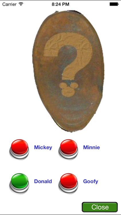 WDW Pressed Penny