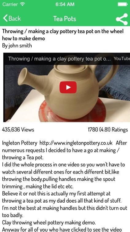 Pottery Lessons !! screenshot-3