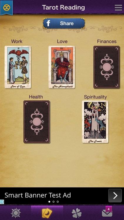 Daily Horoscope and Tarot screenshot-3