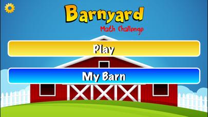 First Grade Math Challenge - FULL Barnyard Edition screenshot two
