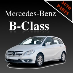 Autoparts Mercedes-Benz B-class