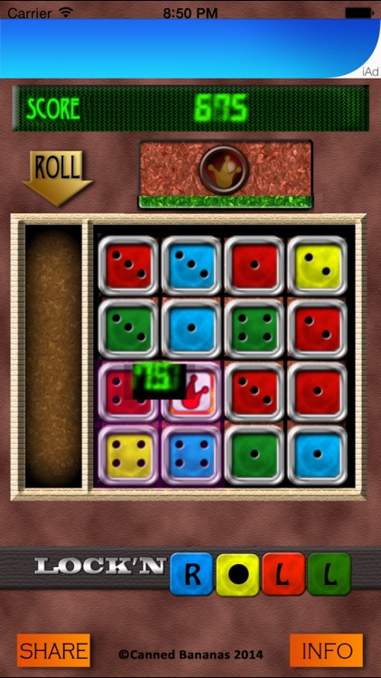 Lock 'n' Roll screenshot-1