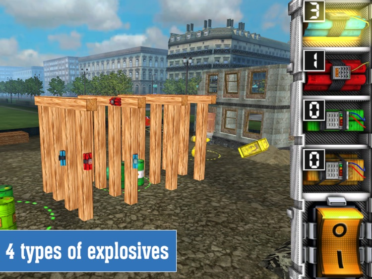 Demolition Master 3D HD