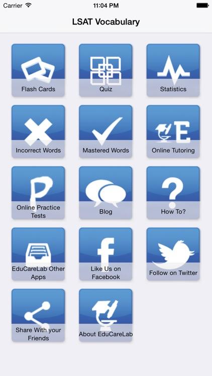 LSAT Vocabulary -