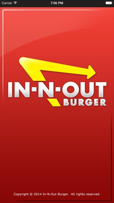In-N-Out iPhone